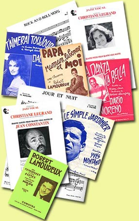 Editions Musicales COMUFRA